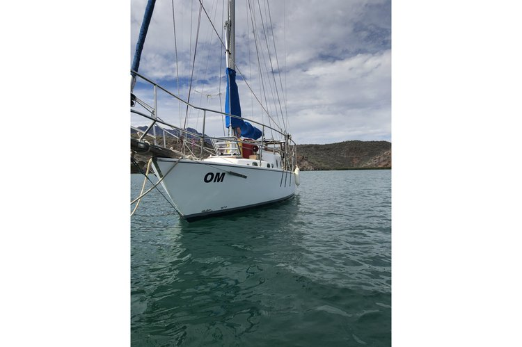 Cruiser boat for rent in La Paz, BCS