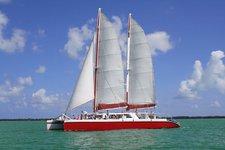 Large Catamaran Charter in Miami