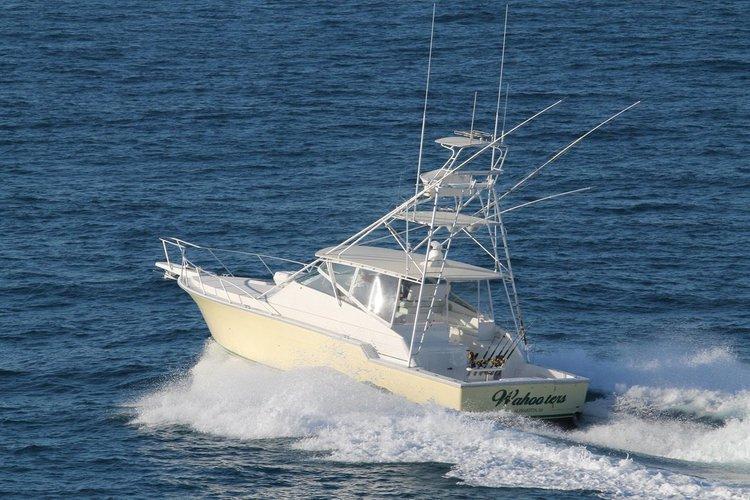 Turks and Caicos Islands Top Deep Sea Fishing vessel