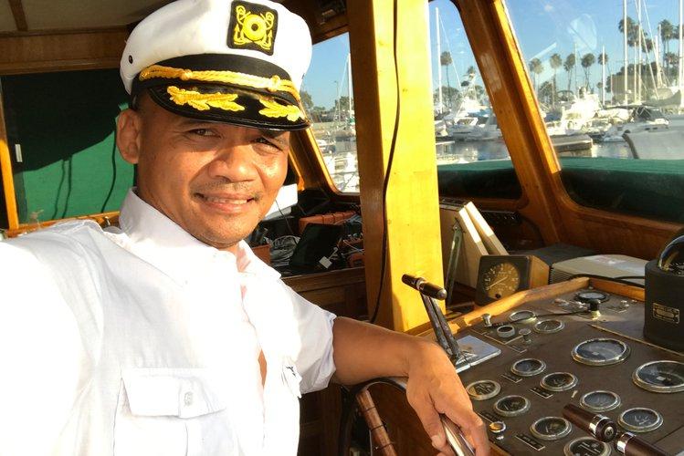 Boating is fun with a Trawler in Long Beach