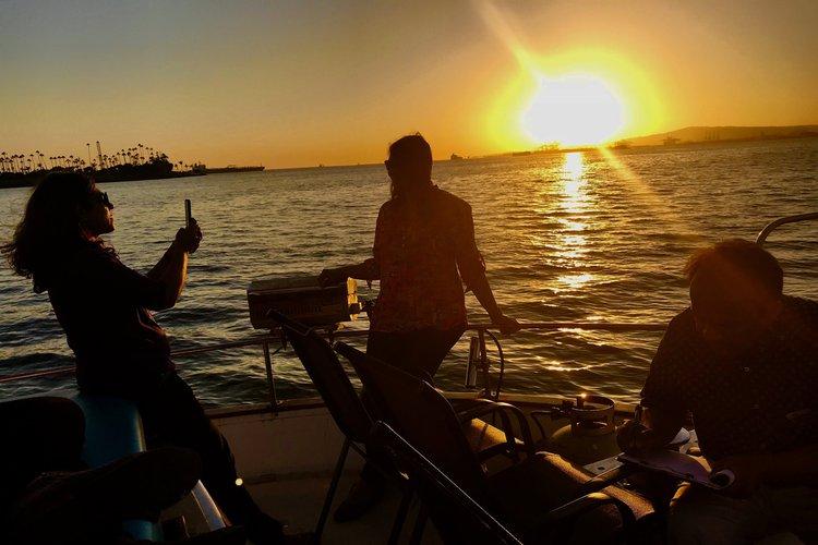Trawler boat rental in Long Beach, CA