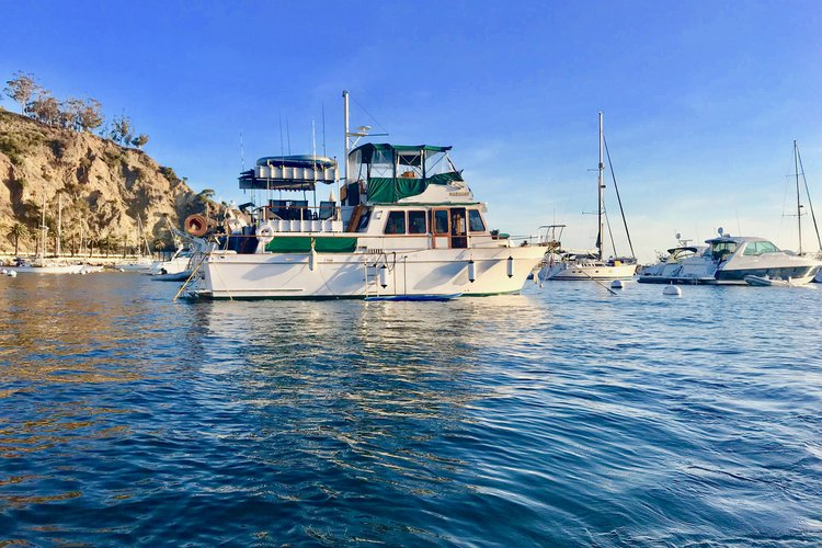 Boat for rent Californian 45.0 feet in Long Beach, CA