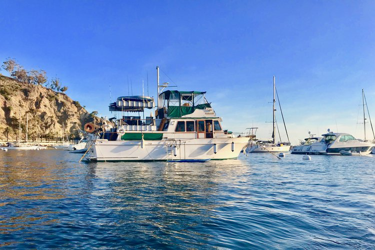 Trawler boat for rent in Long Beach
