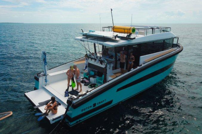 Boat for rent Dutch 56.0 feet in Las Olas, FL