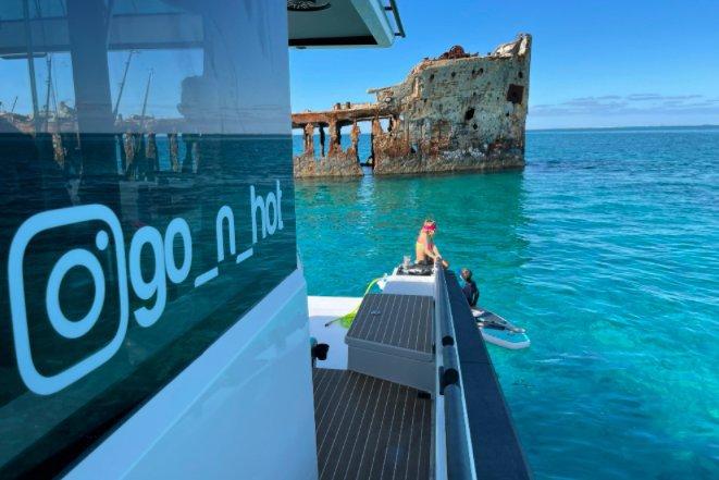 Motor yacht boat rental in Las Olas, FL