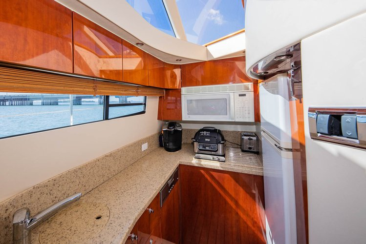 Boat for rent FairLine 64.0 feet in Harbor West Marina,
