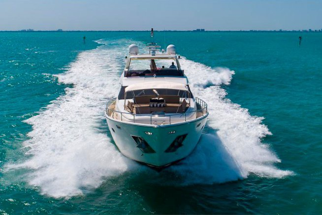 Rent a Luxury Yachting Experience! (88' Ferretti)