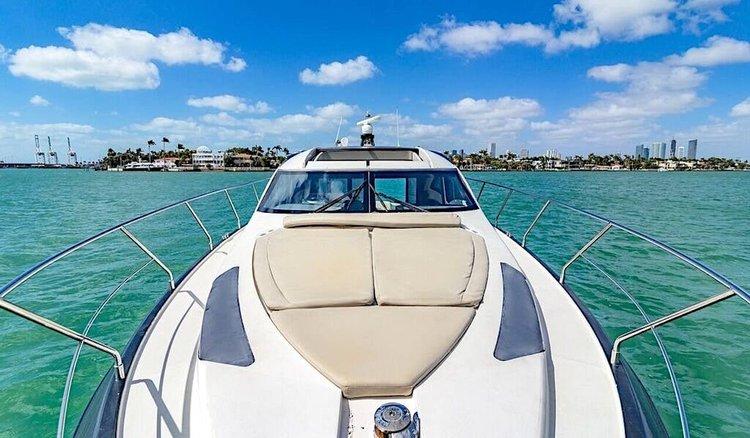 Marquis's 43.0 feet in North Miami Beach