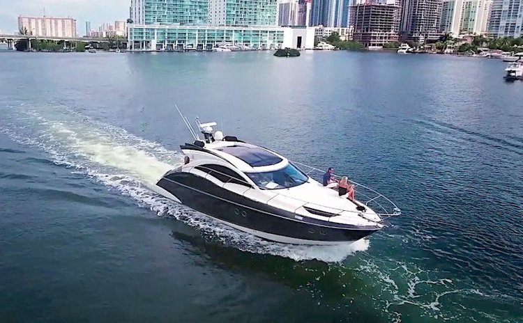 Boat for rent Marquis 43.0 feet in Duffy's, FL