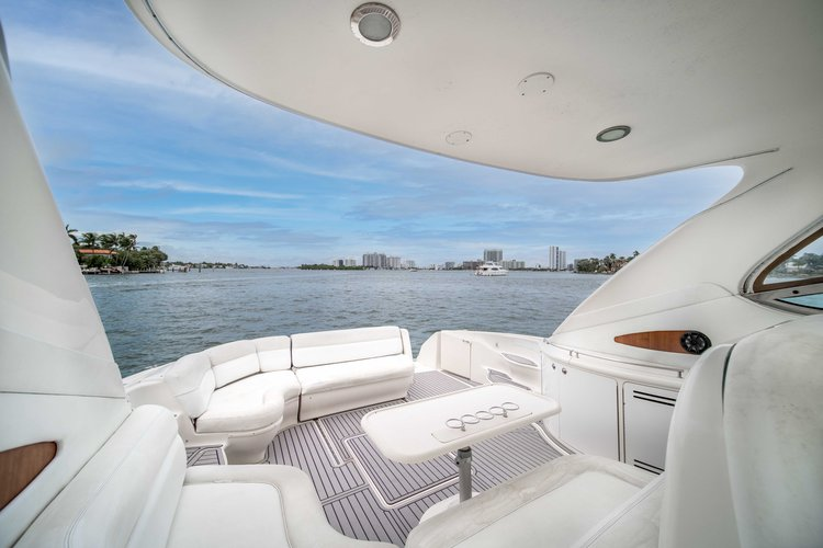 Boating is fun with a Sea Ray in North Miami Beach
