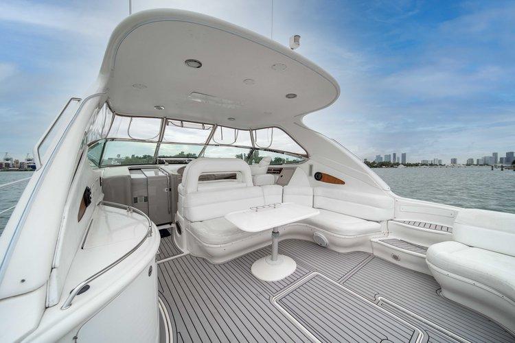 Sea Ray's 59.0 feet in North Miami Beach