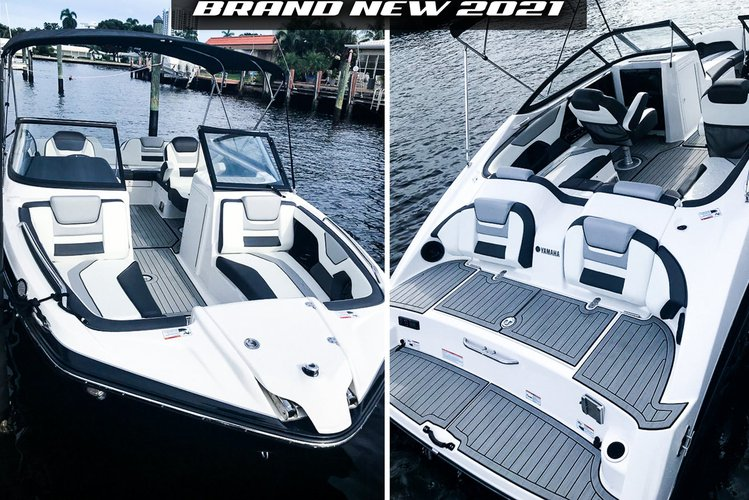 Yamaha 212 A Perfect Boat For A Perfect Boat Day
