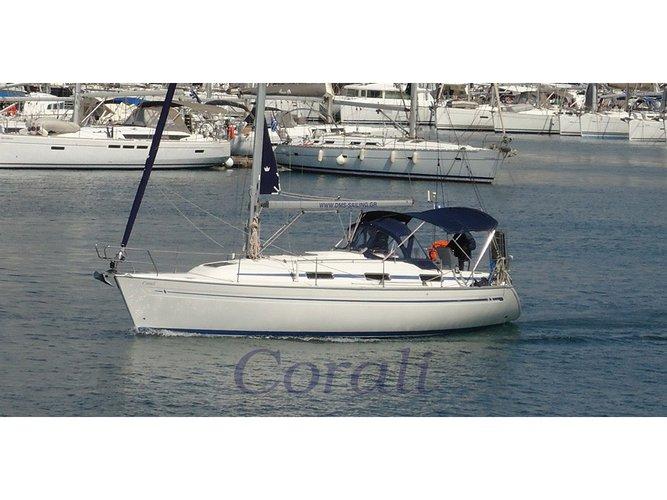 Enjoy luxury and comfort on this Bavaria Yachtbau Bavaria 37 in Athens