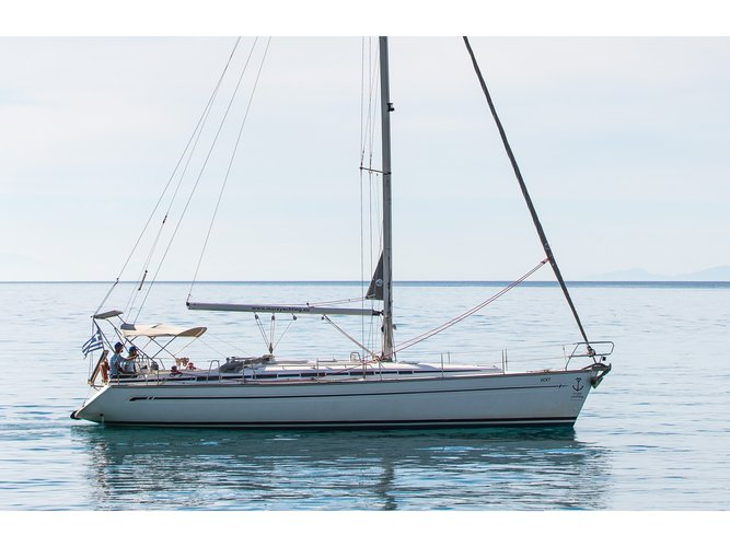 Charter this amazing sailboat in Nydri - Lefkada
