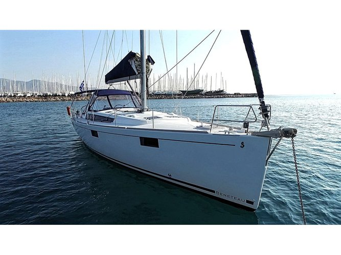Explore Athens on this beautiful sailboat for rent