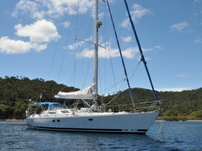 Enjoy luxury and comfort on this Mahon - Menorca sailboat charter