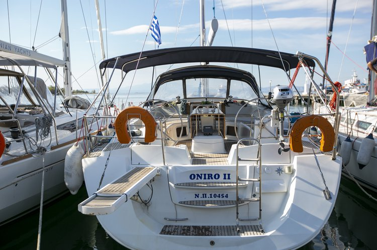 Beautiful Jeanneau Jeanneau 53 ideal for sailing and fun in the sun!