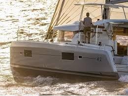 Hop aboard this amazing sailboat rental in Skiathos!