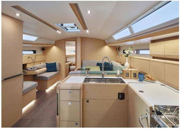 Boat for rent Sun Odyssey 45.0 feet in Compass Point marina, U.S. Virgin Islands