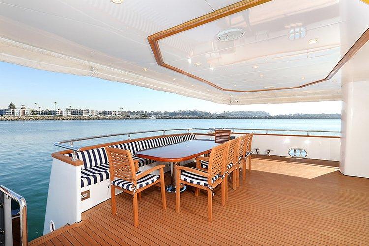 Mega yacht boat rental in 2801 West Coast Hwy, Newport Beach CA 92663, CA