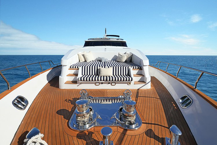 Boating is fun with a Mega yacht in Newport Beach