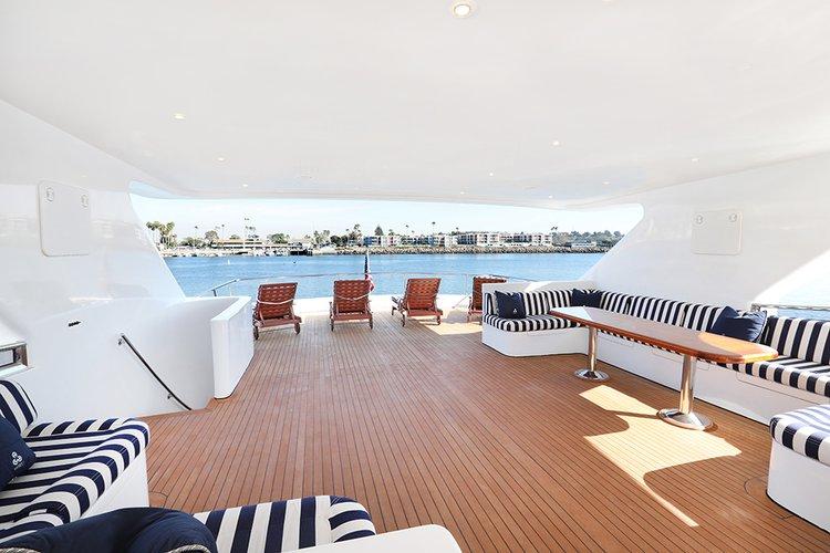 Admiral's 143.0 feet in Newport Beach