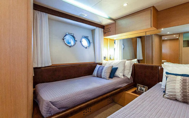 Motor yacht boat rental in Epic Hotel, FL