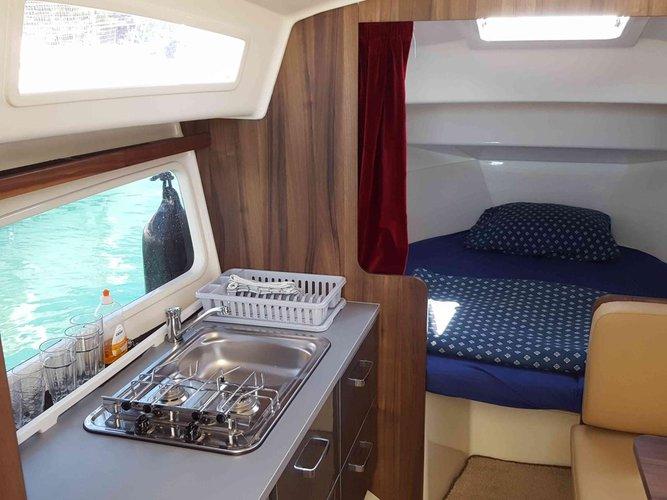 Boat for rent Balt Yacht 29.0 feet in Zadar region, Croatia