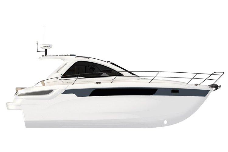 Discover Šibenik region surroundings on this Bavaria Sport 35 HT Bavaria Yachtbau boat