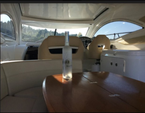 Discover  surroundings on this Monte Carlo 37 Hard Top Bénéteau boat