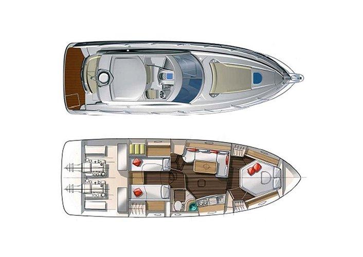 Boat for rent Bénéteau 39.0 feet in Geldern, Germany