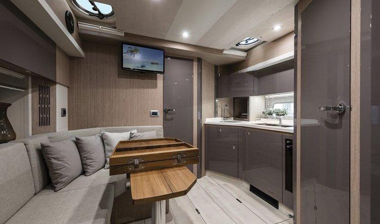 Boat for rent Cranchi 38.0 feet in Marina Split - ACI , Croatia