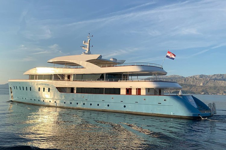 Boat for rent Custom 160.0 feet in Split, Croatia