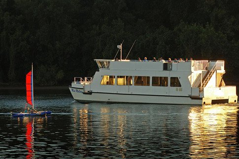 Private catamaran that's perfect for small events in  Washington!