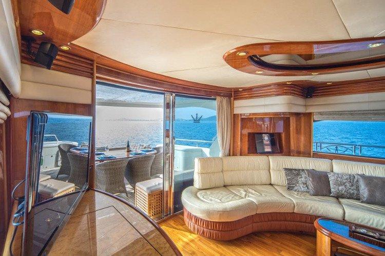 66.0 feet DOMINATOR SHIPYARD in great shape