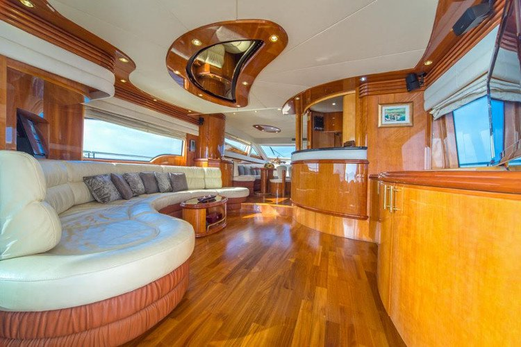 DOMINATOR SHIPYARD's 66.0 feet in Šibenik region