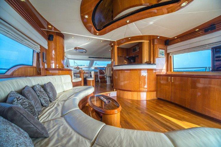 Boat for rent DOMINATOR SHIPYARD 66.0 feet in Marina Hramina, Murter, Croatia