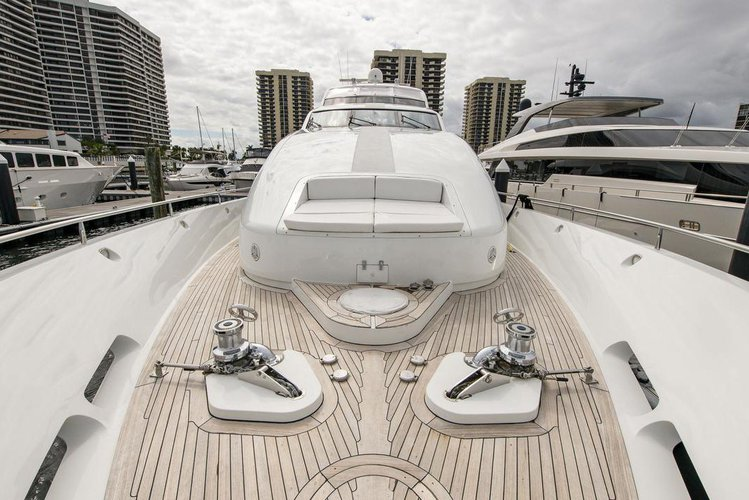 Boat for rent Lazzarra 116.0 feet in West Palm Beach City Dock, FL