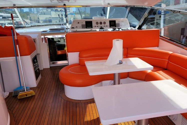 Boat for rent Luxury, Events & Large groups 92.0 feet in Miami, FL
