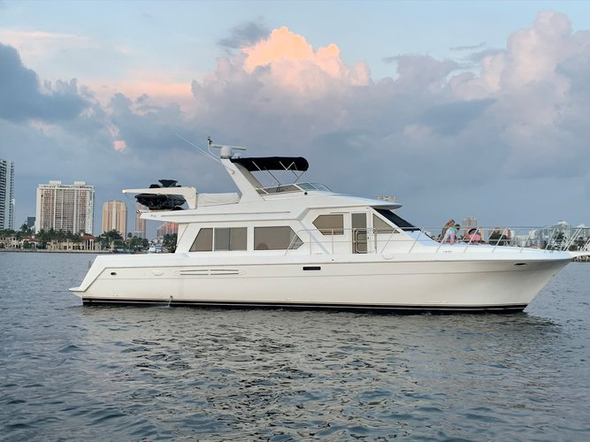 Boat for rent Navigator 57.0 feet in Duffys Dock,