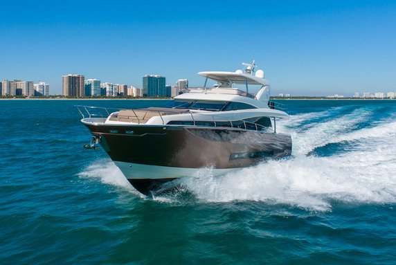 Rent a Luxury Yachting Experience! 75' Prestige