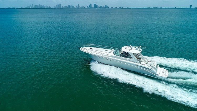 55.0 feet SeaRay in great shape