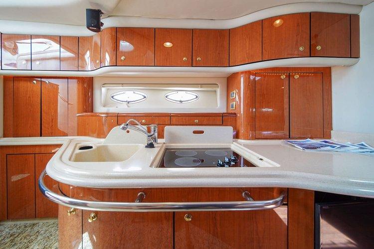 Motor yacht boat rental in Fontainebleau Resort Marina, FL