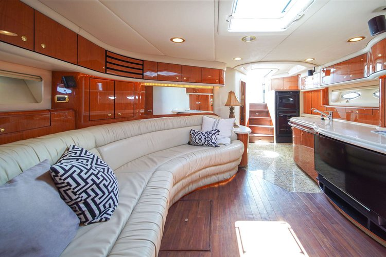 Boat for rent SeaRay 55.0 feet in Fontainebleau Resort Marina, FL
