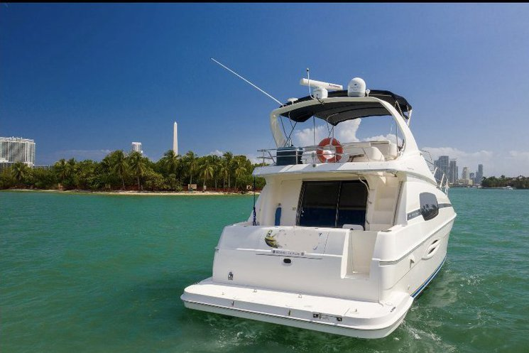 Boat for rent Silverton 46.0 feet in MBM - Miami Beach Marina, FL