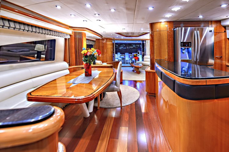 Mega yacht boat rental in 2735 W Coast Hwy, CA