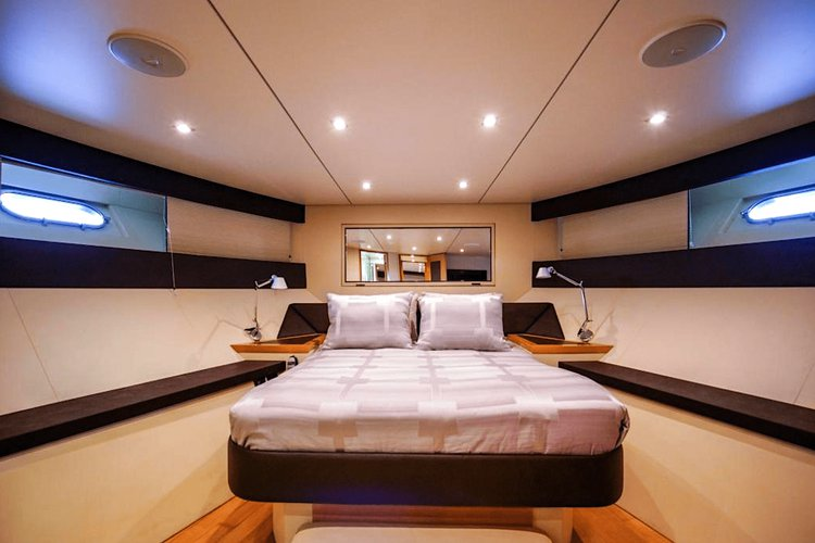 Motor yacht boat rental in Bayshore Landing, FL