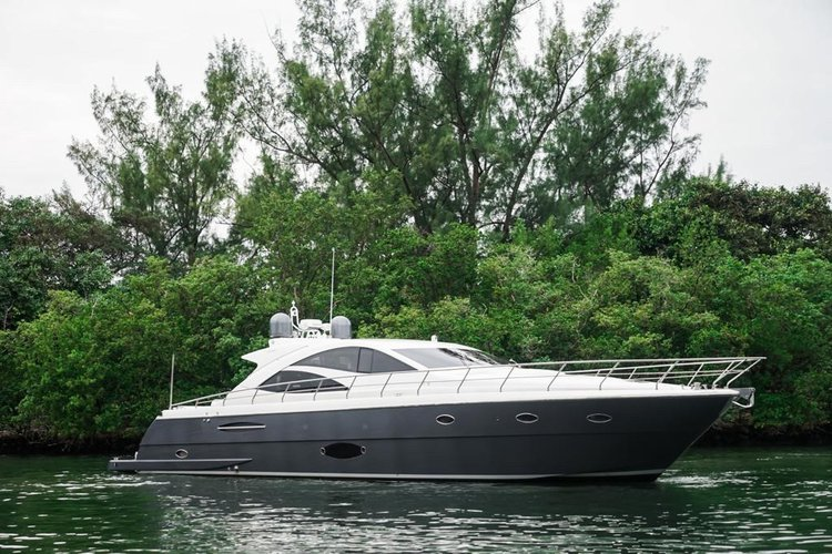 Boat for rent Uniesse 71.0 feet in new port marina, RI