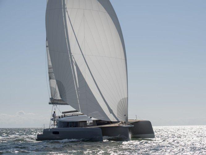 Beautiful  Neel 51 LOFT ideal for sailing and fun in the sun!