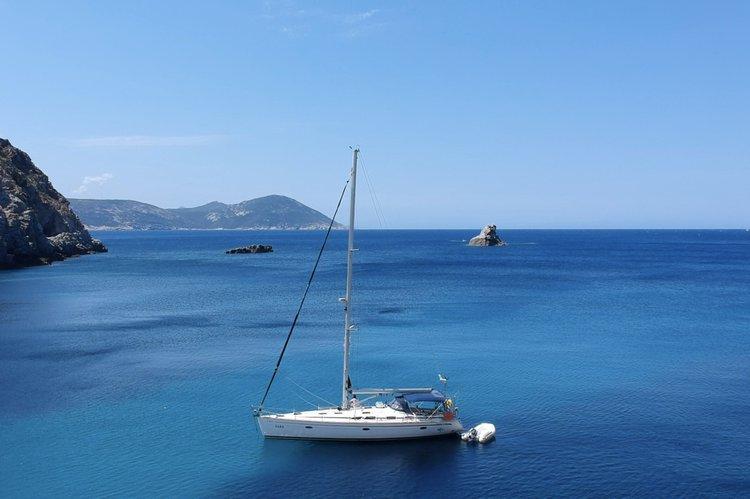Fully crewed Bavaria 47 in Croatia (Dubrovnik)